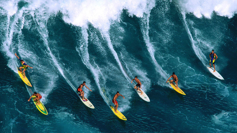 Most Famous Spots Big Wave Surfing 04