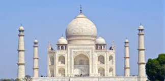 Taj Mahal Best Places to Visit for Couples in India
