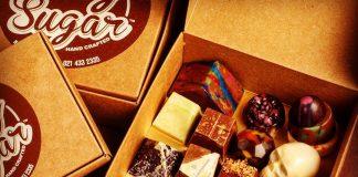 box of chocolates by my sugar