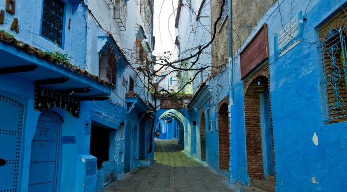 Cheap Chefchaouen hotels