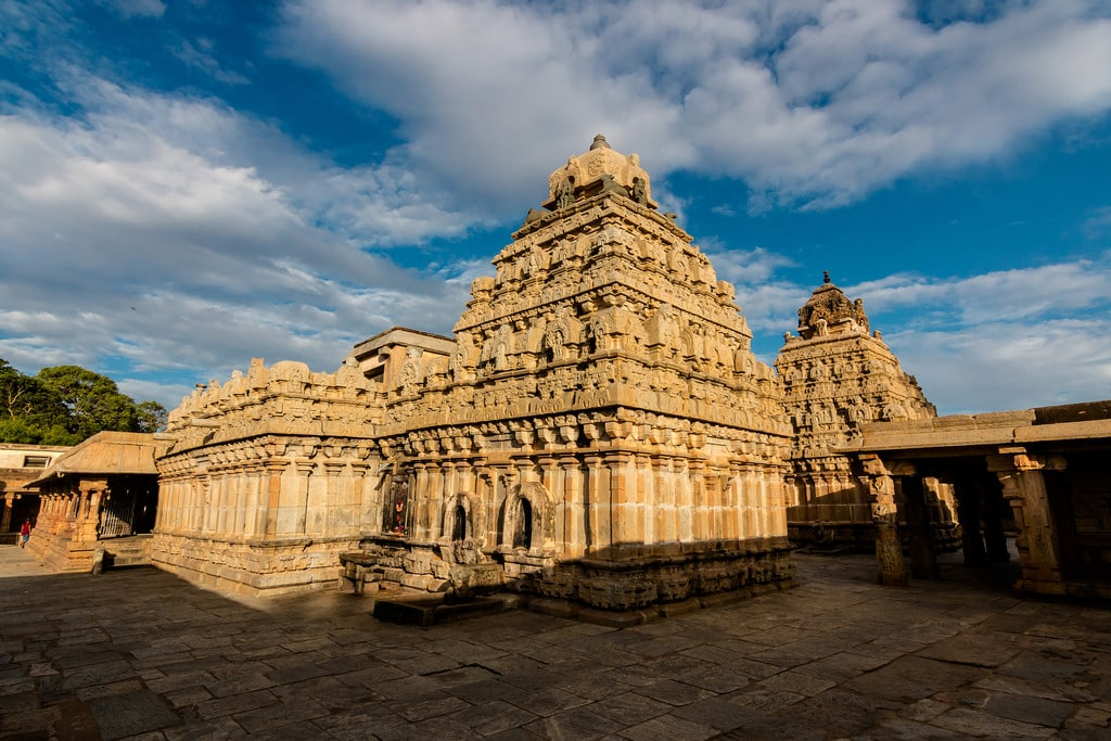 Bhoga Nandeeswara Temple in Bangalore