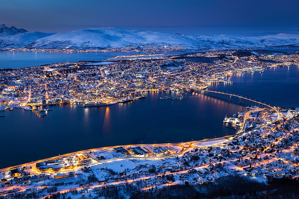 Tromsø, Or the Capital of the Arctic