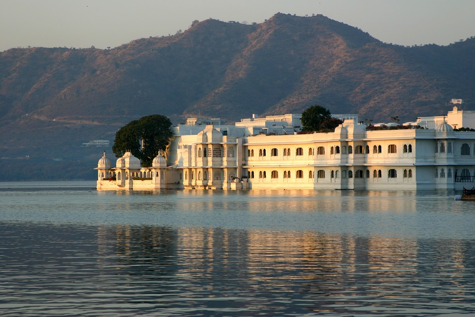 The City of Udaipur in Rajasthan
