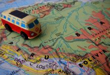 Plan your itinerary in South America carefully