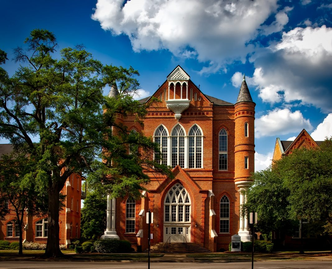 Tuscaloosa is home to the biggest university in Alabama