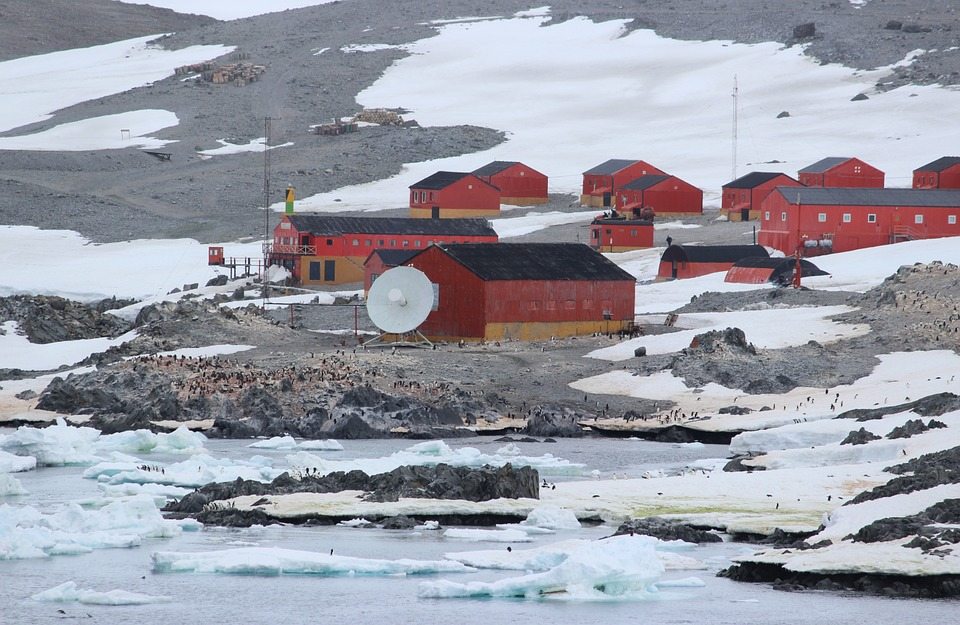 An Argentinian Research Station in Antarctica