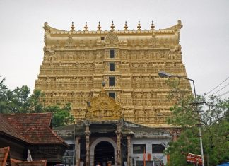 Padmanabhaswamy Temple and its Gate