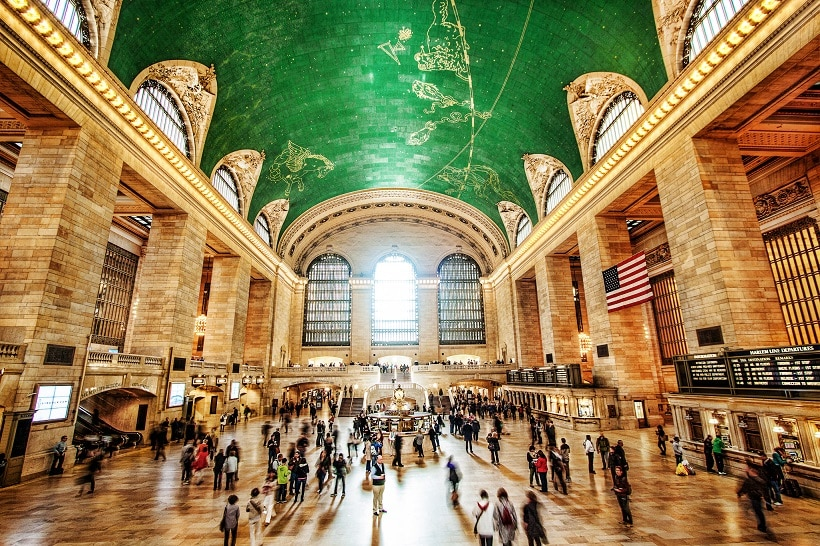 Day trips from New York's Grand Central