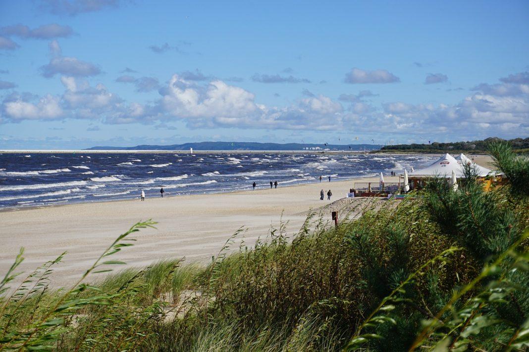 Swinoujscie beach activities