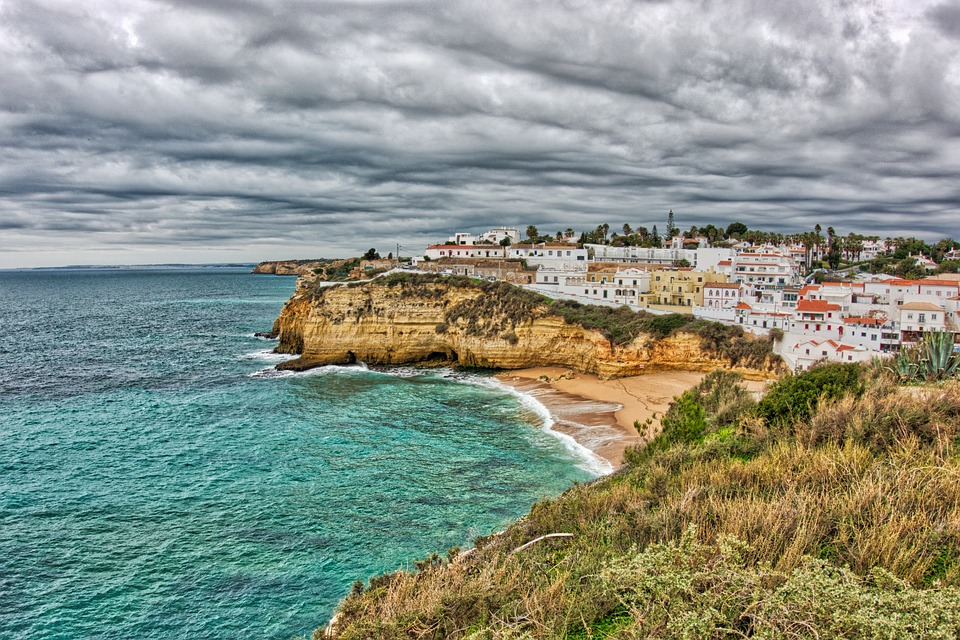 One of the Best Beach Towns in Portugal, Carvoeiro