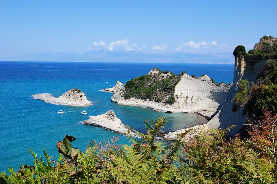 Best places to stay in Corfu