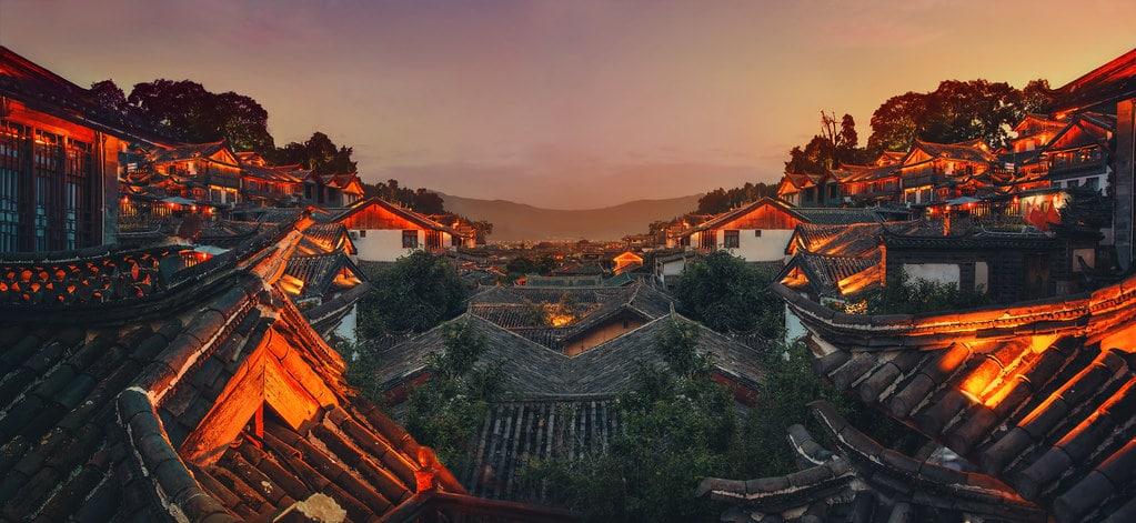 Visiting China in October